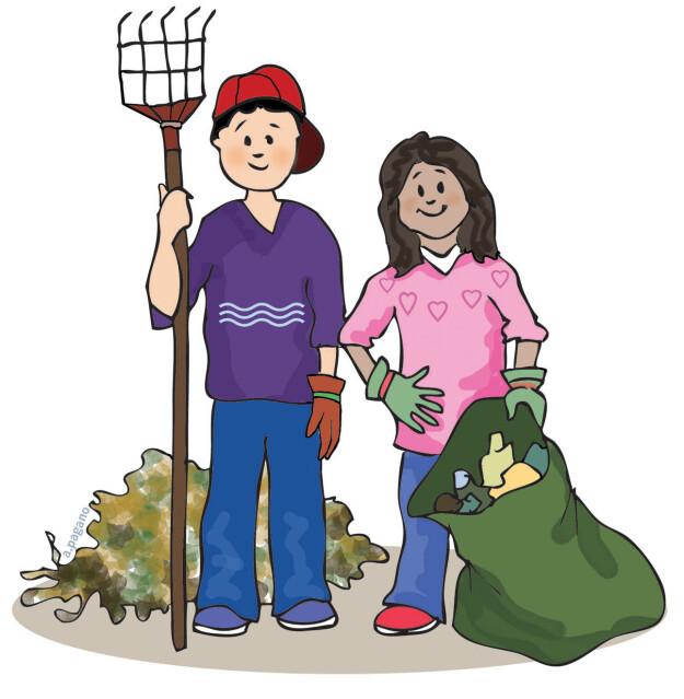 Athena City Park Clean Up!