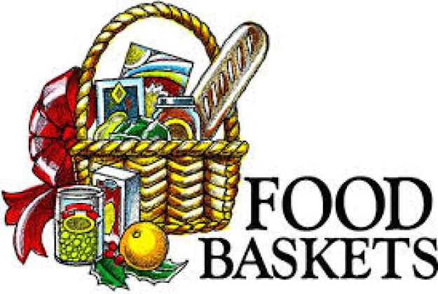 Thanksgiving Food Basket Registration